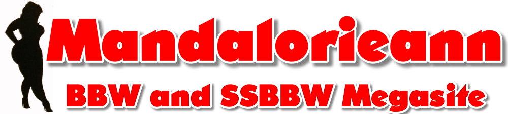 SSBBW Mandalorieann